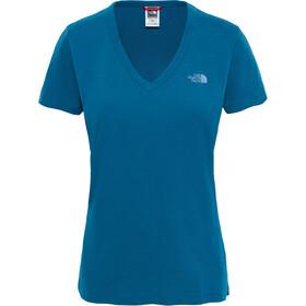 The North Face Simple Dome - T-shirt manches courtes Femme - bleu